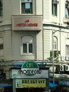 Cafe Mondegar - Colaba - Mumbai