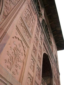 Intricate Works On Outer Walls