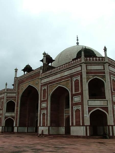 Humayun's Tomb Terrace