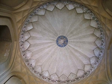 Humayun's Tomb Dome Ceiling Work