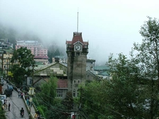 Darjeeling Clock Tower - West Bengal - India