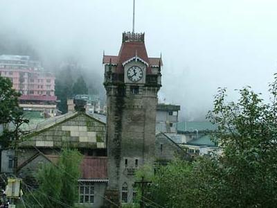 Darjeeling Clock Tower - West Bengal - India