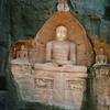 Meditating Mahavira Jain Monolith