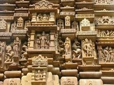 Outer Shikhara - Lakshmi Temple Reliefs
