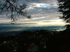 Scenic Views From Gun Hill
