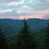 Himalayan Range From Landour