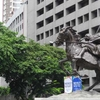 Silang On Horseback