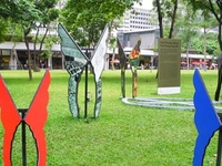 Ayala Triangle Park