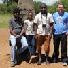 TouristLink Team At Tanzania Border