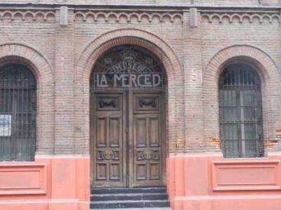 Museo La Merced - Santiago