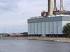 NRG Energy Power Plant Along Lake Erie In Dunkirk