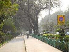Tilak Marg Walkway - New Delhi