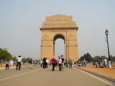 India Gate - West Approach