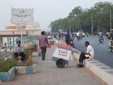 Tankbund Road At Hussain Sagar