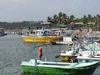 Boats In Mirissa