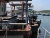 Fishing Boat At Mirissa