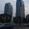 View Skyscrapers From Merdeka Square