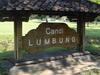 Candi Lumbung - Temple Plaque