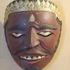 Java Mask Exhibit - One