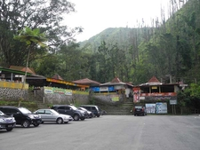 Kaliurang Forest Parking Area