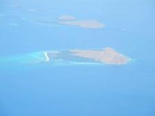 Flores Sea - Islands