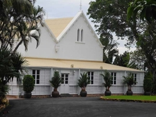 Government House Facade