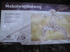 Info Plaque With Drawing
