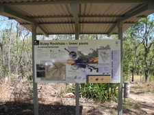 Buley Rockhole - Direction Map