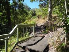 Wangi Falls Loop Trail