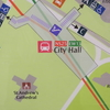 City Hall MRT Station Map View