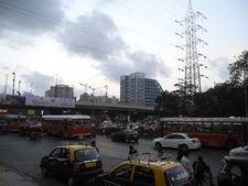 Railway Road - Mumbai