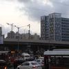 Railway Road Traffic Jam