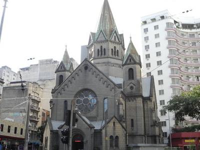 Igreja De Santa Ifigenia - Sao Paulo