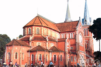 Duc Ba Cathedral