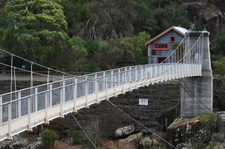 The Duck Reach Hydro Power Station