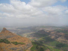 Duke's Nose View From Lion's Point - Maharashtra - India