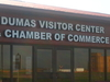 Dumas  Visitor  Center