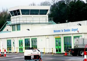 Dundee Airport Terminal