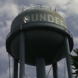 Dundeemiwatertower