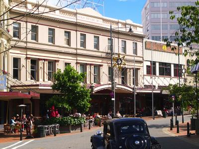 The Regent Theatre, Dunedin