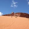 Dune In Wadi Rumm