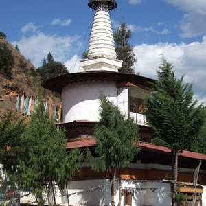 Dungtse Lhakhang Bhutan