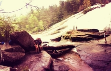 DuPont State Forest NC - High Falls
