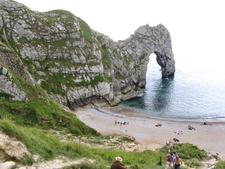 Durdle Door Dorset England Arp
