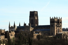 Durham Castle And Cathedral From The North West