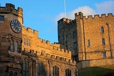 Durham Castle Clock