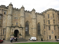 Durham Castle Entrance