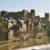 Durham Castle River View