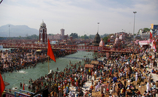 During Kumbh - Haridwar