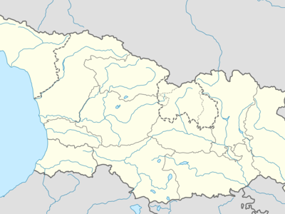 Dusheti   Is Located In Georgia Country